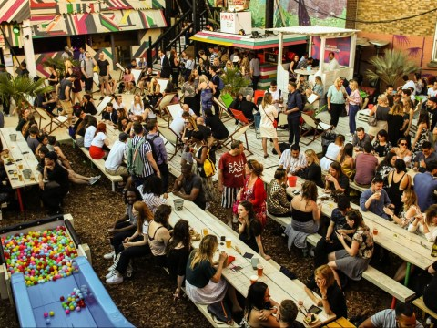 There's going to be an anti-Oktoberfest in Shoreditch this autumn