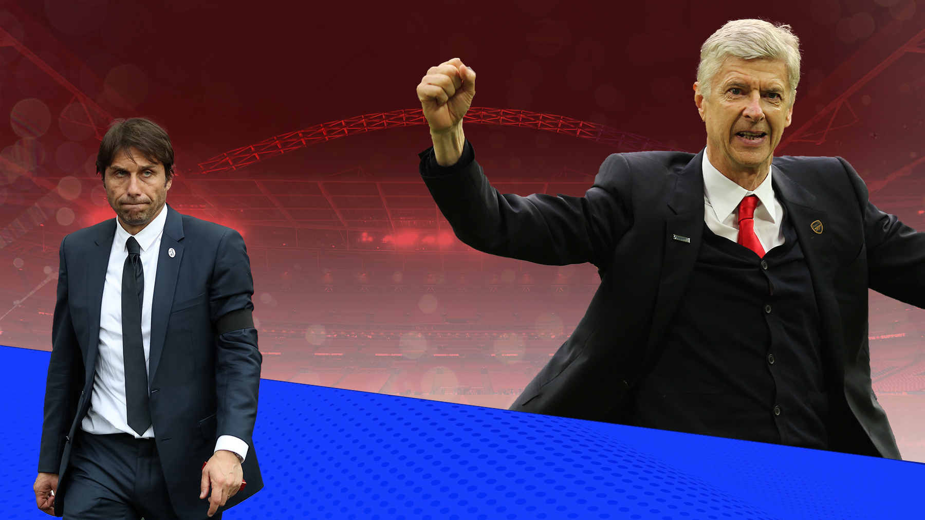 What a difference three months makes: Why Arsenal are now favourites to beat Chelsea
