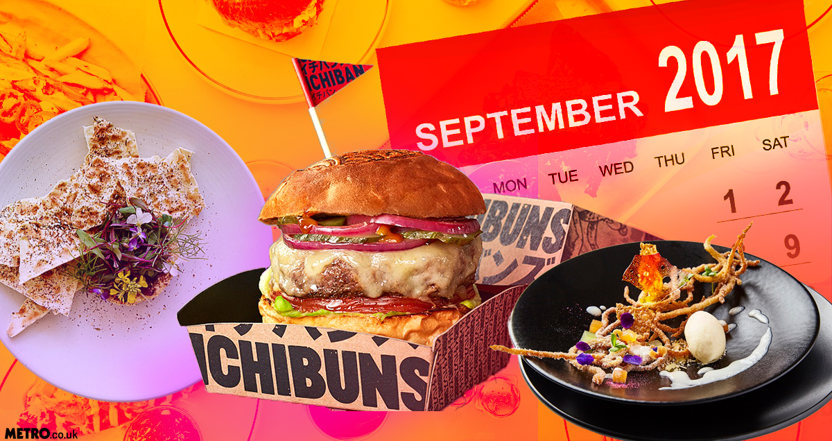 New September restaurants