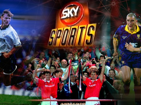 10 things you may have forgotten about Sky Sports' first Premier League season
