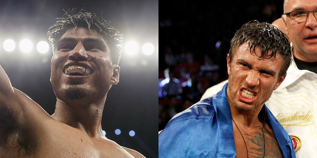 Robert Garcia: Vasyl Lomachenko can fight Mikey Garcia in November if he's brave enough