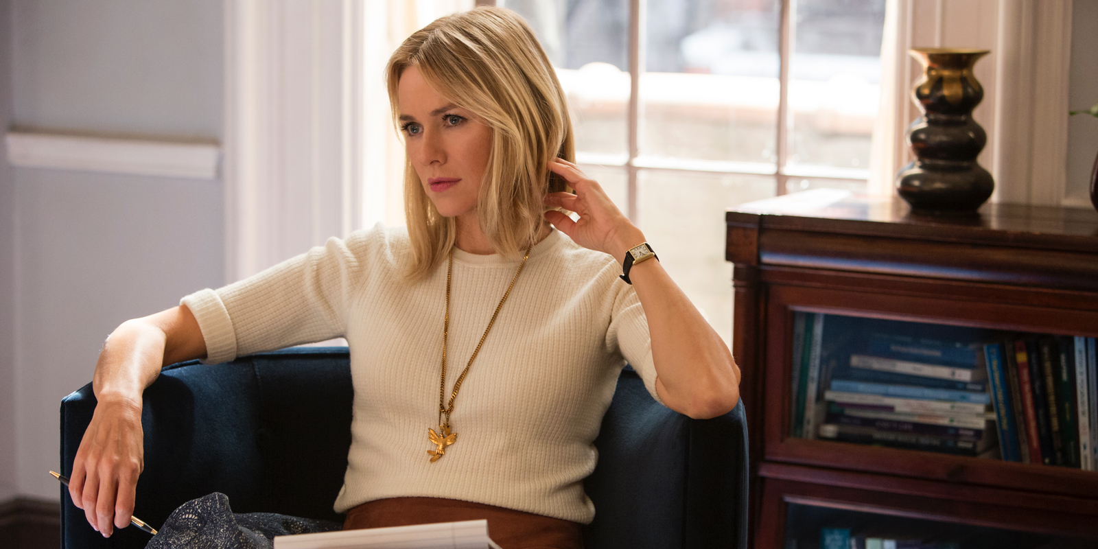 Netflix series Gypsy starring Naomi Watts cancelled after one season