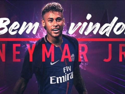 CONFIRMED: PSG complete signing of Neymar from Barcelona for world record £199m fee