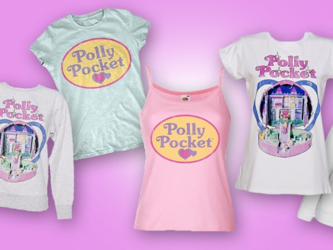 Attention, 90s kids: There's a Polly Pocket clothing collection launching this month