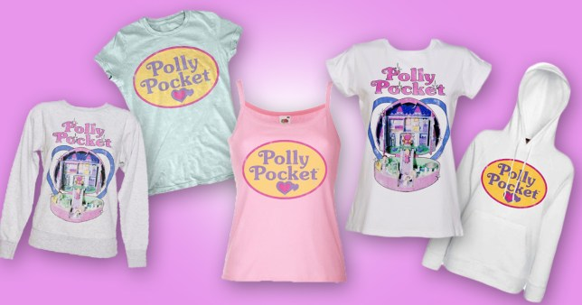 Attention, 90s kids: A Polly Pocket clothing collection is