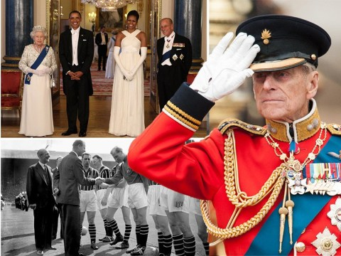 Today is Prince Philip's last official day before retirement