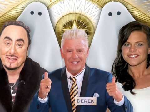 Derek Acorah claims Celebrity Big Brother house is haunted by the ghosts of Jade Goody and David Gest