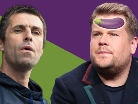 Liam Gallagher says he'll never do a Carpool Karaoke with 'knob head' James Corden