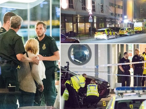 Young boy dies after 'being run over at least twice' in Ibis Hotel Salford car park