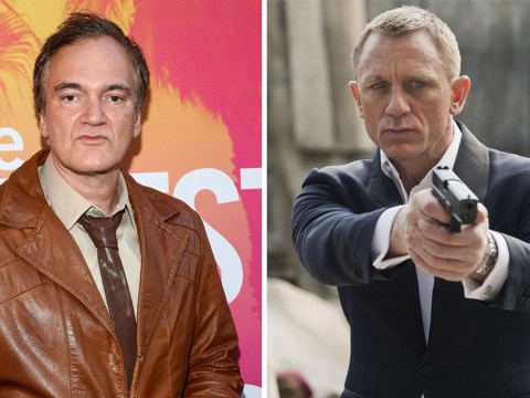 Quentin Tarantino's colleagues would love to see him direct the next 007 film
