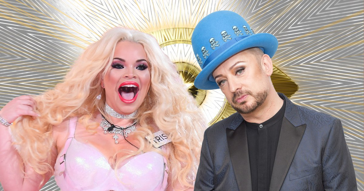 Boy George gives Trisha Paytas an unlikely cosign following her shock Celebrity Big Brother exit