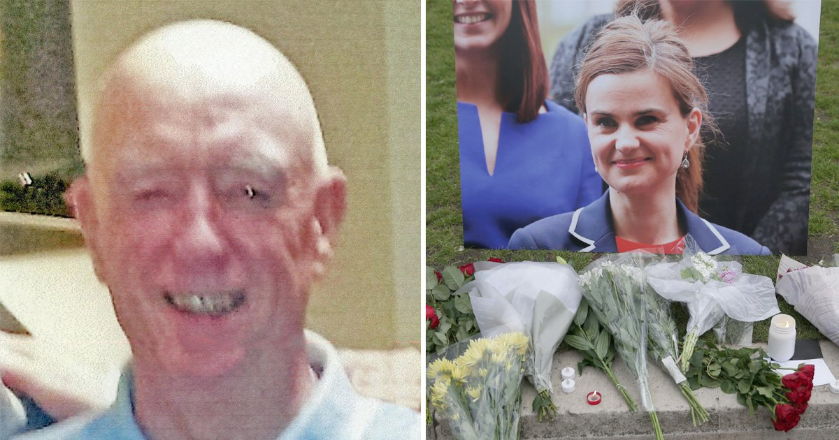 Who was Bernard Kenny and how did he try to save Jo Cox's life?