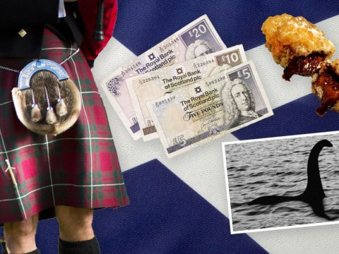 13 ways you can spot a Scottish person