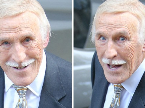 Last photos of Sir Bruce Forsyth taken in 2015 show him in good form as he heads to ITV Studios