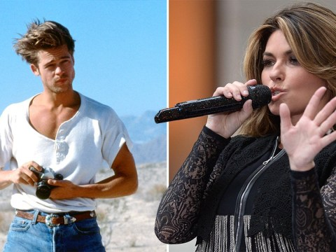 Shania Twain reveals Brad Pitt's naked pic inspired hit That Don't Impress Me Much