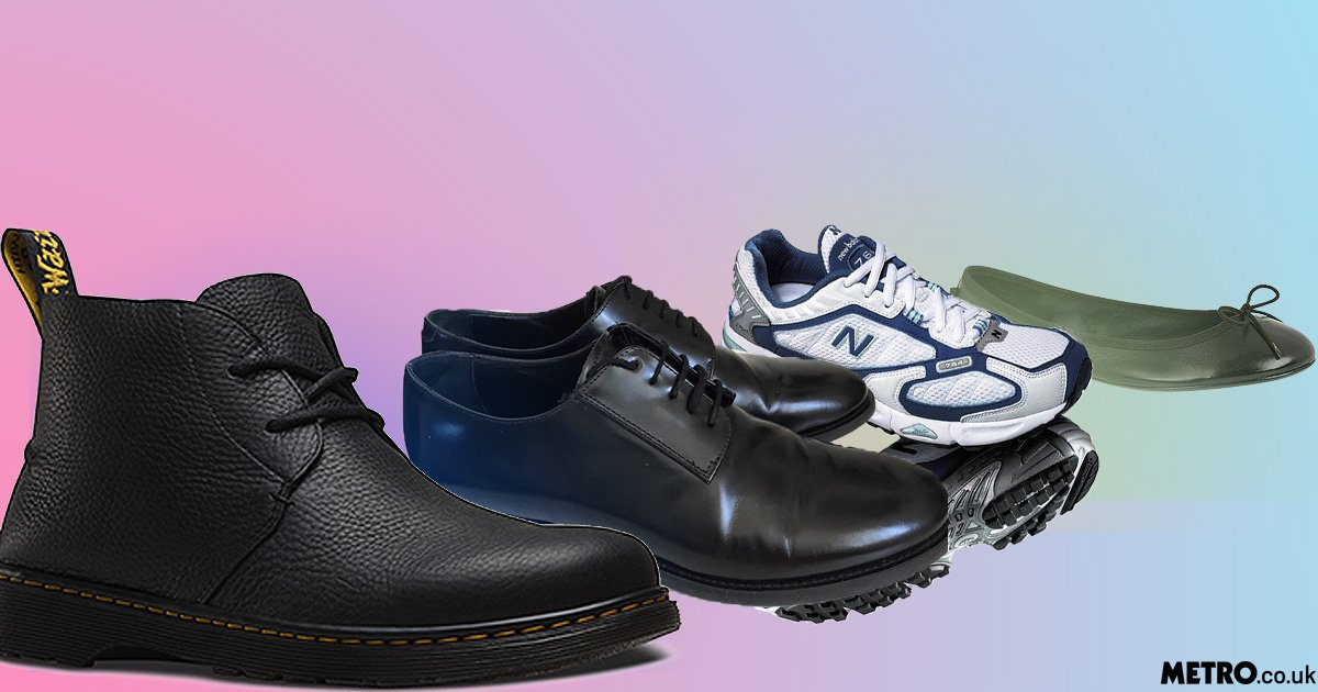 What your school shoes said about you
