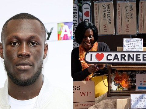 Police commander hits back at Stormzy in Notting Hill Carnival row
