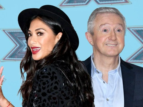 Nicole Scherzinger responds to Louis Walsh's claim that she's been lying about her age