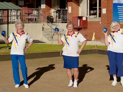 Watch these grandmas performing 'All the Bowling Ladies' like the dons they are