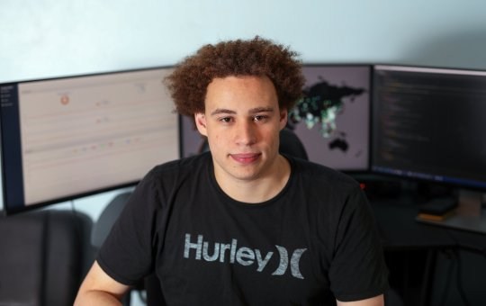 Marcus Hutchins is the hacker who stopped the global WannaCry attack in 2017 (Picture: Getty)