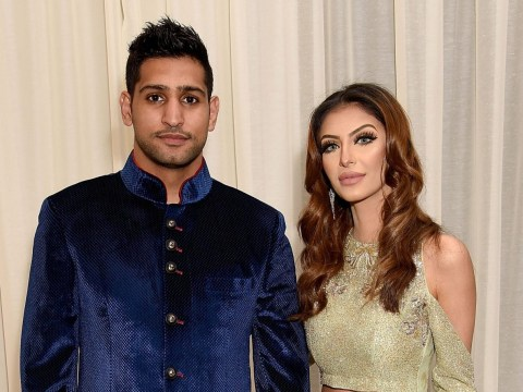 Faryal Makhdoom says she's brokenhearted after Amir Khan split – but posts throwback photo wearing wedding ring