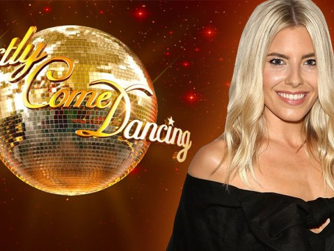 Mollie King revealed as first Strictly Come Dancing 2017 contestant