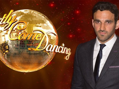 EastEnders star Davood Ghadami is second celebrity to sign up to Strictly Come Dancing 2017