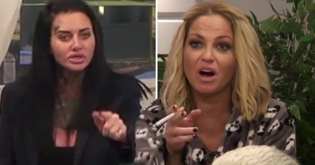 Celebrity Big Brother 2017: Why it's sickening to watch Jemma Lucy turn the house against Sarah Harding