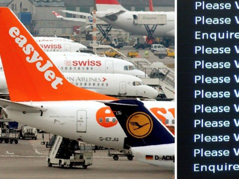 EasyJet named the worst airline for delayed flights