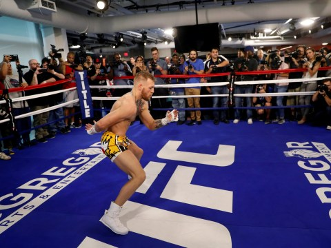 Conor McGregor can use fluidity of MMA to figure out way to beat Floyd Mayweather, says Brad Pickett