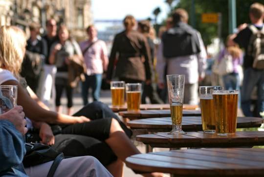 The 13 most expensive countries in the world for a pint of