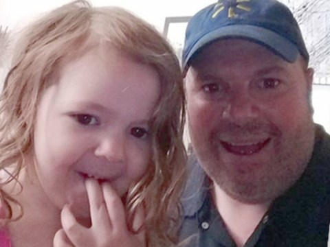 Sainsbury's worker finds missing US girl, 4, from his bedroom 5,000 miles away