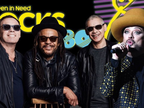 Boy George, Bananarama, Jason Donovan and UB40 unite for Children In Need Rocks The 80s charity gig