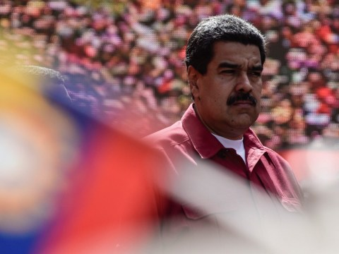 President strips Venezuelan Parliament of its power