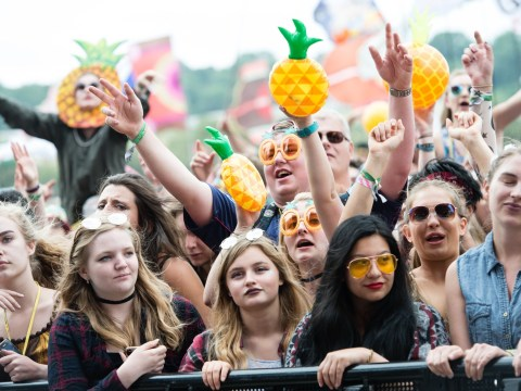Pineapples banned from Reading and Leeds festivals