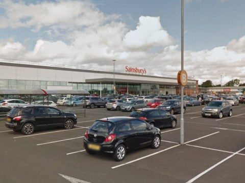 Schoolboys 'lock themselves in Sainsbury's and eat £300 of food and alcohol'