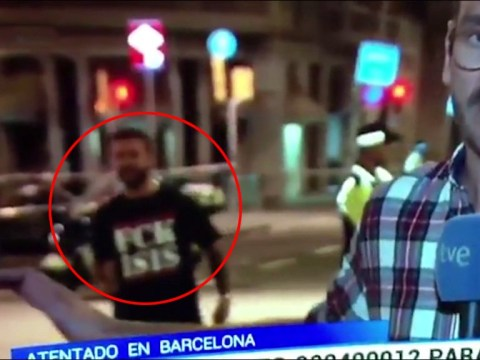 This man has a defiant message for ISIS following the deadly Barcelona attacks
