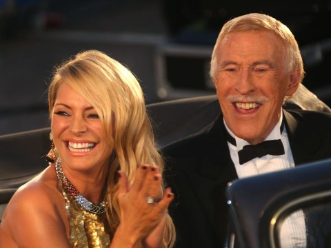 Bruce Forsyth dead: Tess Daly leads tributes as her Strictly Come Dancing partner in crime dies aged 89