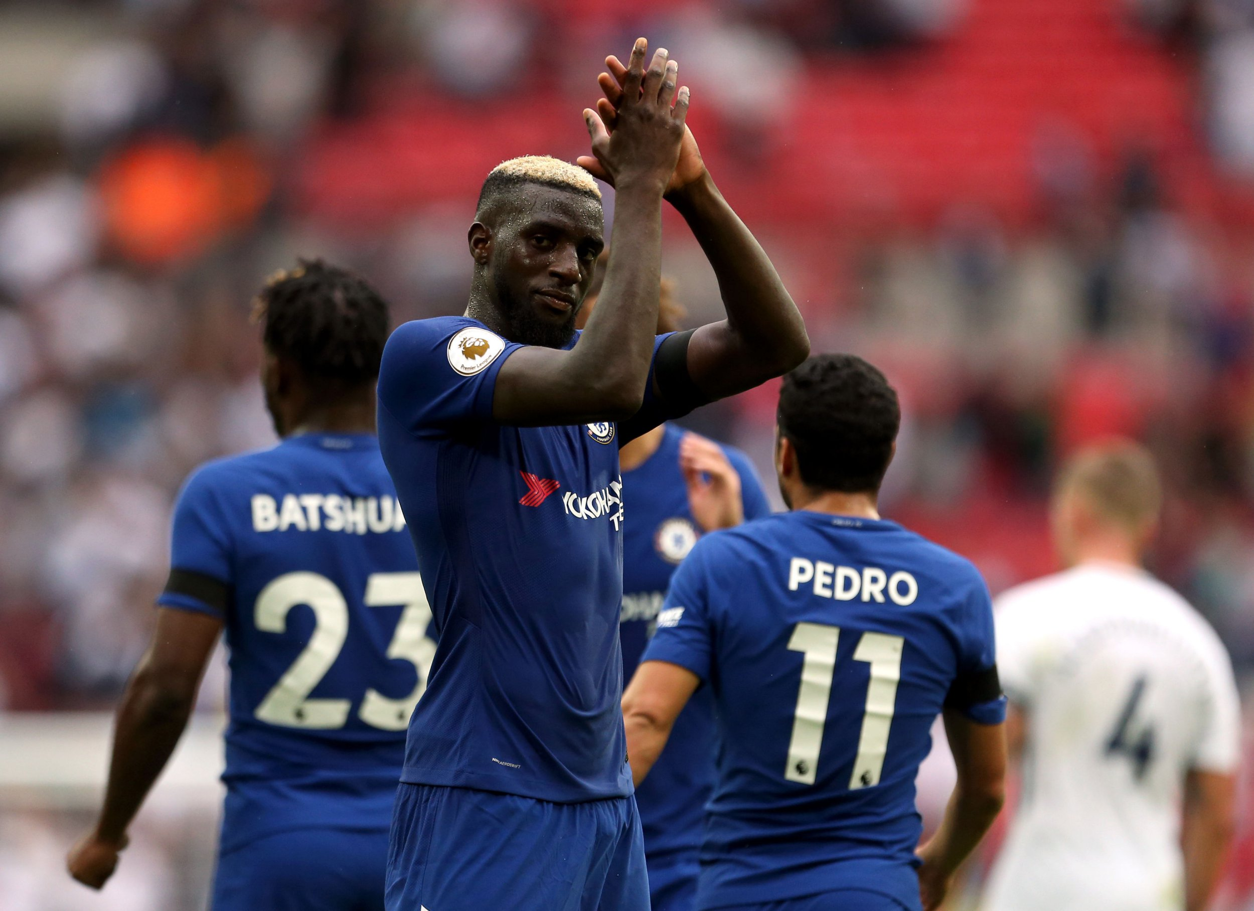 Tiemoue Bakayoko didn't expect to play 90 minutes on his Chelsea debut
