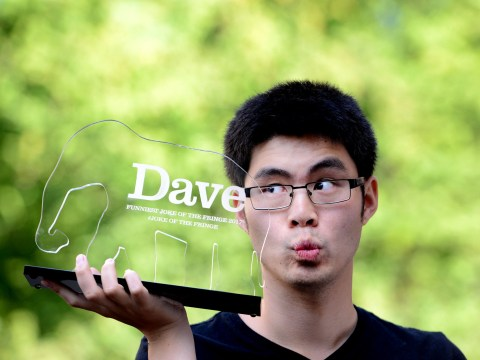 Edinburgh Fringe's funniest joke of 2017 goes to a gag about the redesigned pound coin