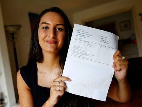 Student graded U after being accused of cheating gets full marks again in resit