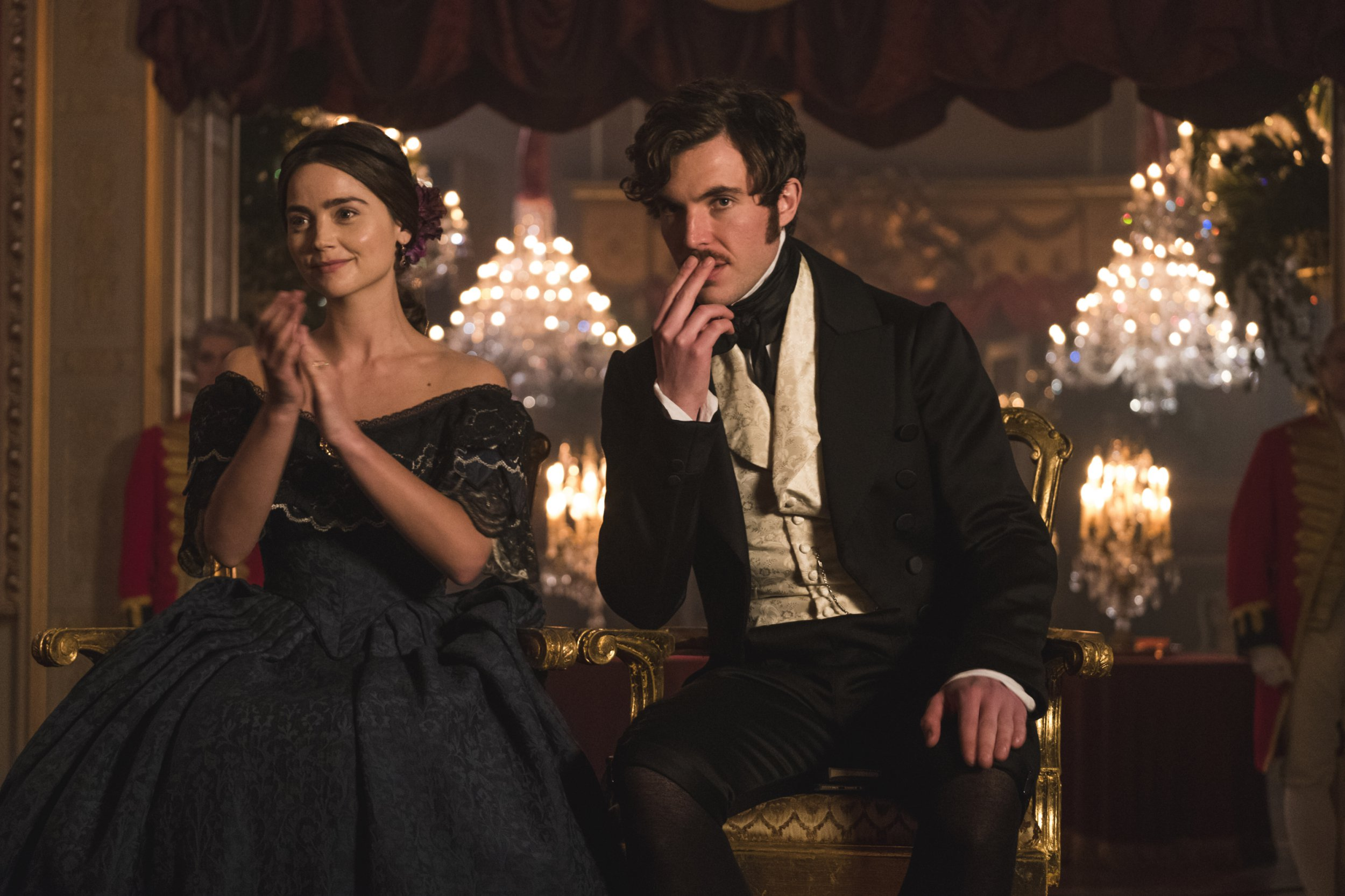 Victoria writer Daisy Goodwin has Prince Albert's death scene planned out already