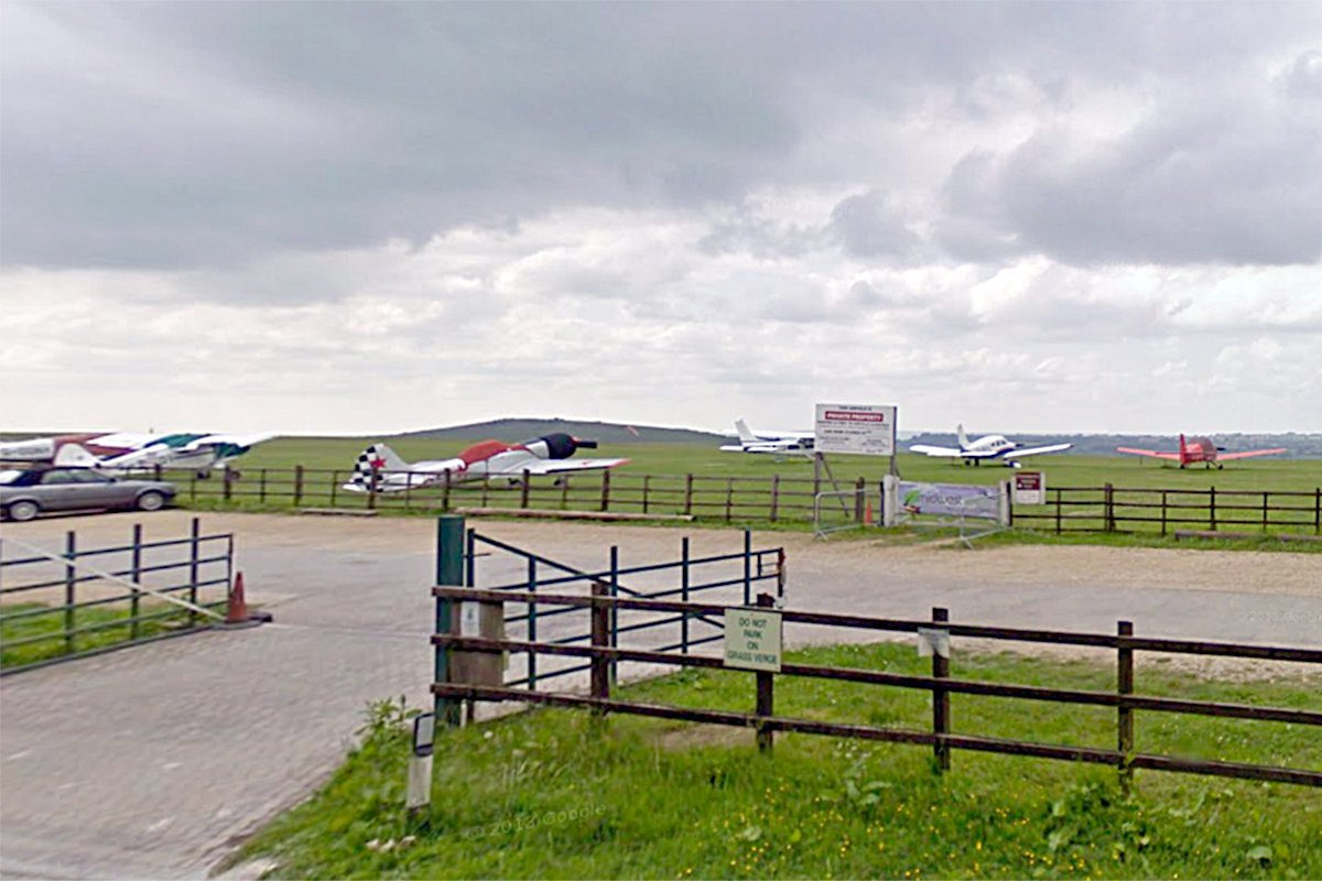 Two men killed after light aircraft crashes in Dorset