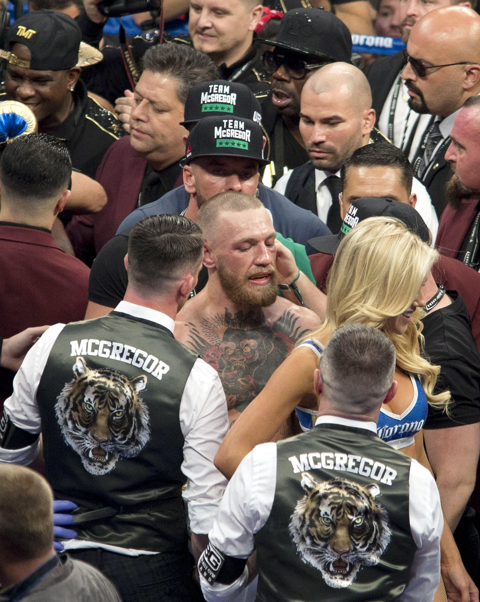 The many bold claims made by Conor McGregor that now look ridiculous after defeat to Floyd Mayweather