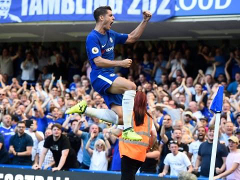 Alvaro Morata makes Premier League history with display in Chelsea v Everton match