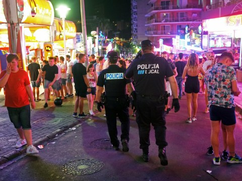 British tourist 'raped by taxi driver' after night out in Costa del Sol