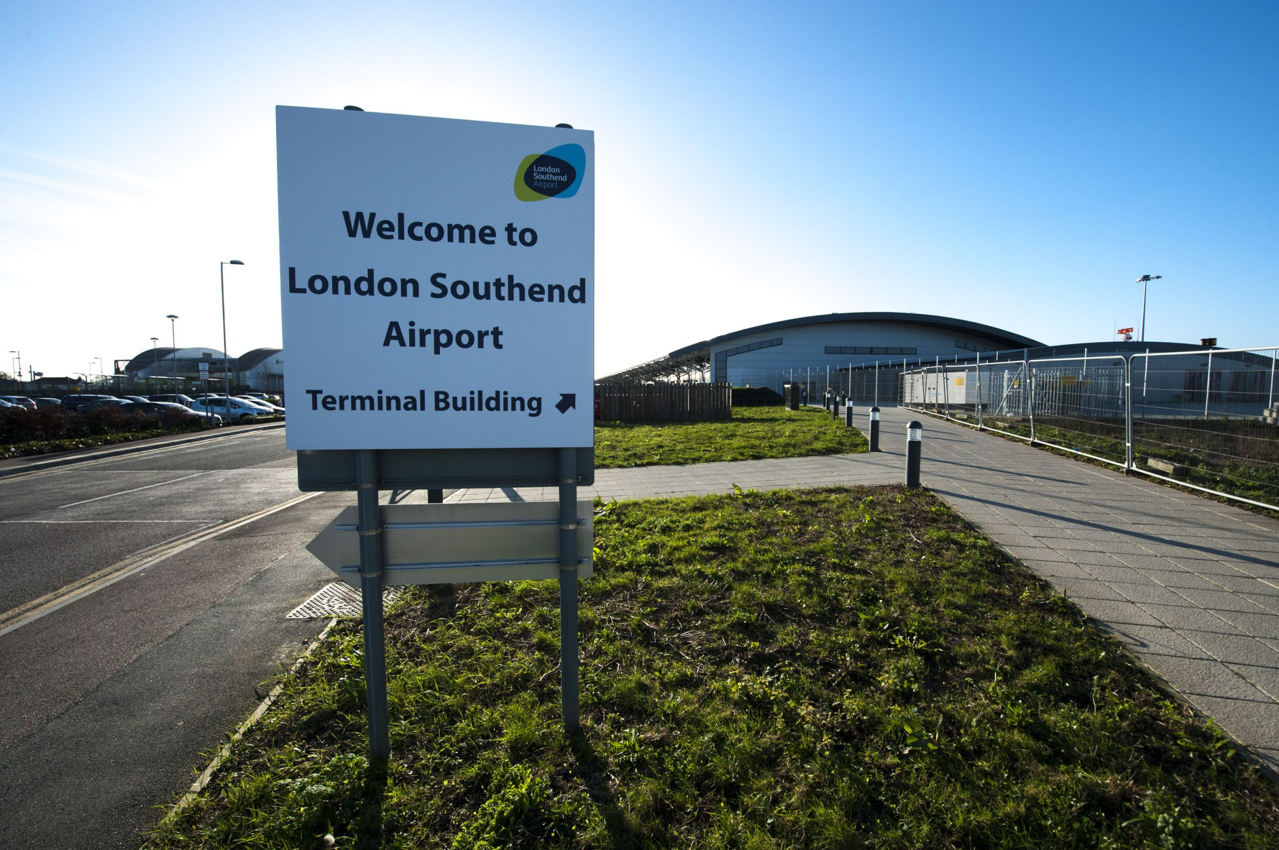 You have to go 41 miles out of London for London's 'best airport'