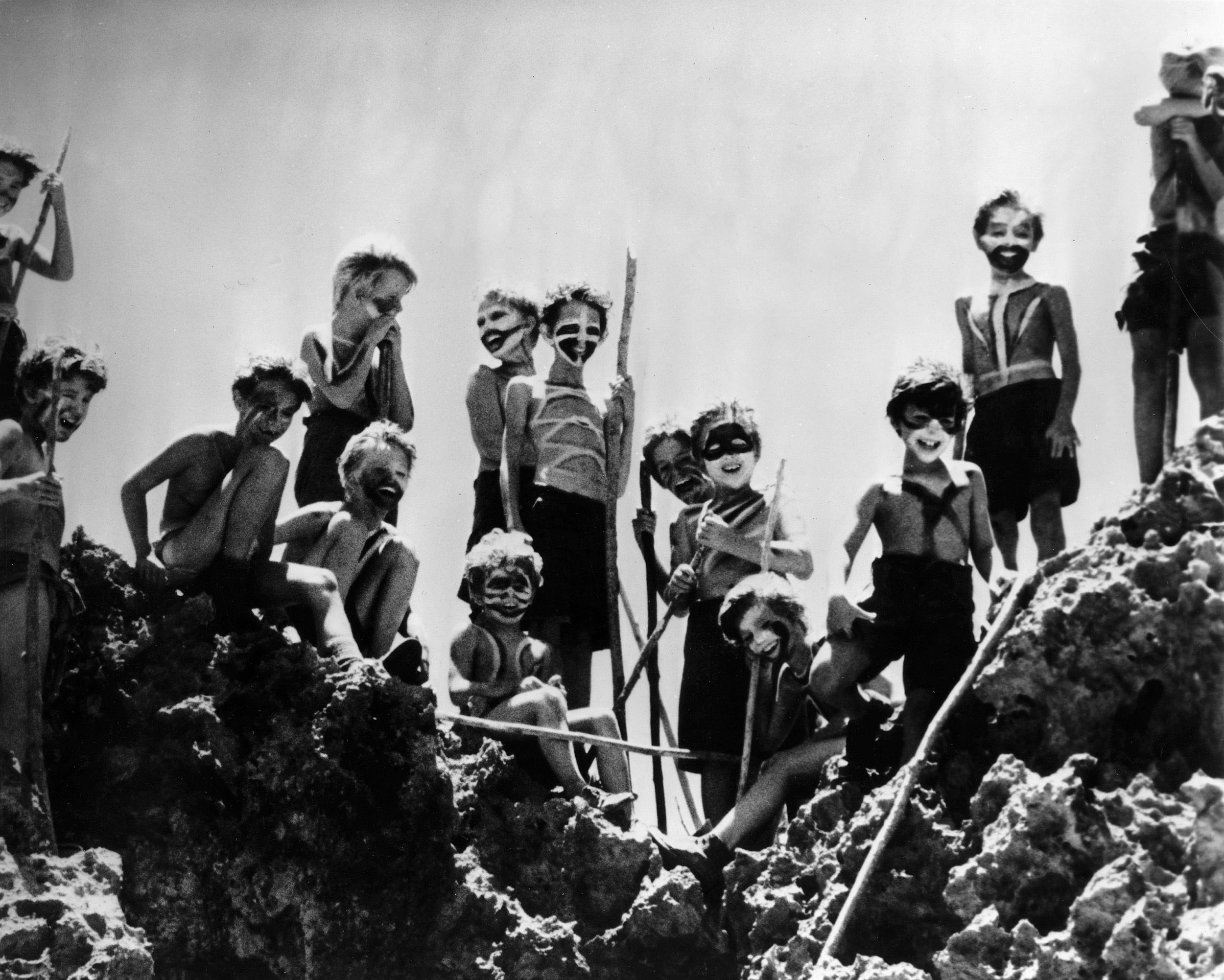 Lord Of The Flies is getting an all-female remake and it isn't going down well