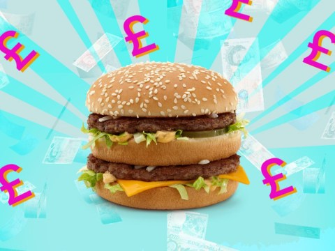 Here's how to keeping getting half price McDonald's meals
