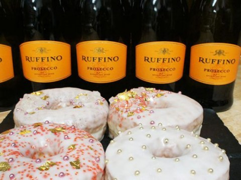Prosecco doughnuts are a thing – and they come with extra sprinkles
